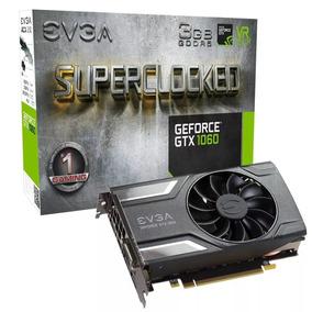 Taregeta Grafica Evga Geforce Gtx 1060 3gb Sc Gaming