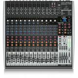 Mezcladora Consola X2442 Usb Behringer + Envio