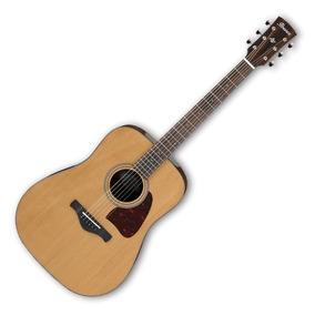 Guitarra Acustica Avd9, Cuerdas Metal, Color Natural, Ibanez