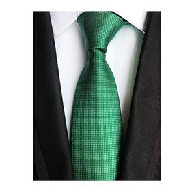 Hombres De Negocios De Textiles De Seda Verde Hunter Chalina