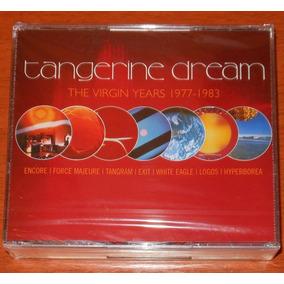 Cd - Tangerine Dream - Box 5 Cds - 1977 - 1983