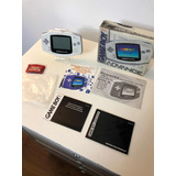 Consola Gameboy Advance +caja+ Pokémon +manuales Ntdf