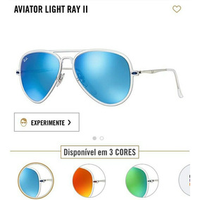 61baa831b67 Rayban Light Ray - Óculos no Mercado Livre Brasil