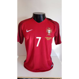 0ae7c102a18be Camisa Portugal Home 15-16 Ronaldo 7 Final Eurocopa 2016