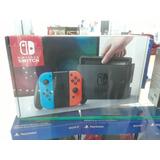 Nintendo Switch Nuevos Originales