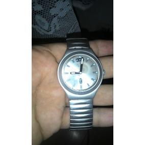 a05e355ee1b Relógio Swatch Irony Aluminium Masculino - Relógios De Pulso