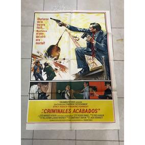 Antiguo Afiche De Cine Orig. Con David Whytney--envio Gratis