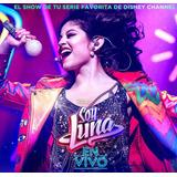 Soy Luna Concierto Dvd