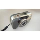 Maquina Fotografica Olympus Accura Zoom 160 - Usada N Estado