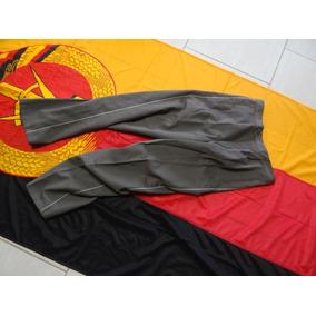 Calça De Oficial Alemão Oriental Alemanha Frete Grátis Ddr