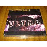 Cd+dvd Depeche Mode / Ultra (nuevo Y Sellado)