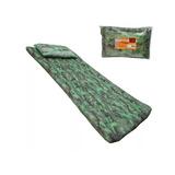 Kit Camping 1 Colchonete + Travesseiro