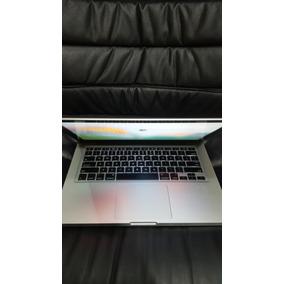Macbook Pro Core I7 Duo 4 Ram 500 Hdd 2012