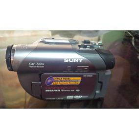 Filmadora Handycam Sony Dcr Dvd305