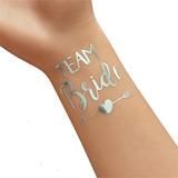 Tatuaje Temporal Despedida De Soltera Bachelorette