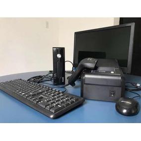 Computador E Impressora Para Frente De Caixa. Novo!!!