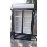 Freezer Exhibidor Doble