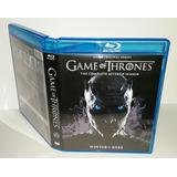 Game Of Thrones - Juego De Tronos Temp 7 Blu-ray Bluray