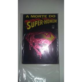 A Saga Da Morte Do Super-homem Com 10 Revistas