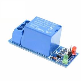 Módulo Relé 1 Canail 5v Arduino Pic