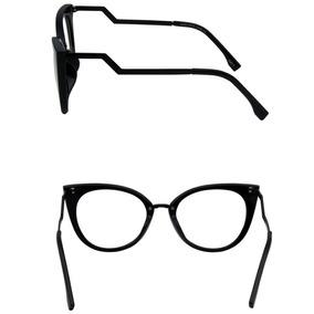 Oculos De Grau Olho De Gato - Óculos no Mercado Livre Brasil ccbfc852cd
