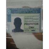 Protetor De Acrilico Para Cnh Kit Com 100 Unidades