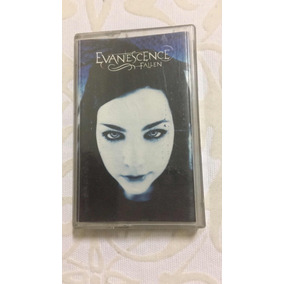 Fita K7 Evanescence Fallen Sony Philippines Original.