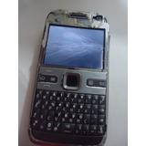 Celular Nokia E72-2 Usada So Vibra Retirada De Peças N617