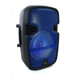 Star Sonic Bafles Amplificados Bluetooth 8 Pulgadas St-80l