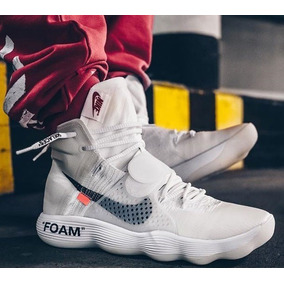 c93f70601e2 Zapatillas Off-white X Nike Hyperdunk Pure White 2018 40-46