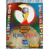 Album, Mundial 2002 Korea/japon, Panini