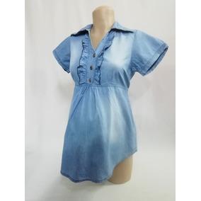 d1dfd73a4 Blusas Maternas Para Oficina Femenina - Blusas para Mujer en Mercado ...