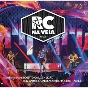 Rc Na Veia - Ao Vivo (dudu Braga - Músicas Roberto Carlos)