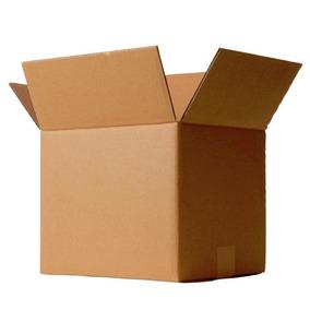 100 Caixas De Papelão Embalagem Correios Sedex Pac 19x12x12