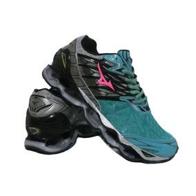 Sapatos Tênis Esportivo Feminino & Masculino Azul