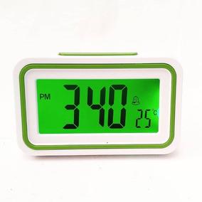 Relógio De Mesa Idoso Que Fala Hora Deficiente Visual