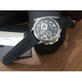 dda2e600400 Relógio Masculino Empório Armani Ar 0492 - Relógios no Mercado Livre ...