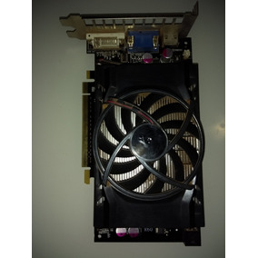Placa De Vídeo Geforce 9800gt