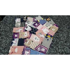 Calcetines De Mujer Moda Kawaii Paq.3 Niños Animalitos Bebés