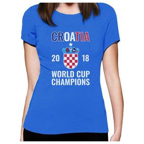 Camiseta De Futbol De Croacia - Ropa y Accesorios en Mercado Libre ... ac2a251bad9