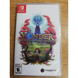 Yonder: The Cloud Catcher Chronicles Para Nintendo Switch