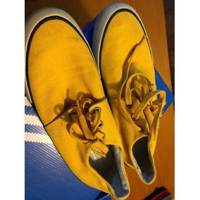 Tenis Osklen Skate Amarelo