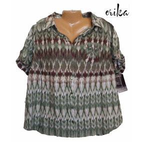 cf8f0f7688 Camisa Para Bailable - Blusas de Mujer en Chihuahua en Mercado Libre ...
