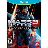Mass Effect 3 Nintendo Wii U Videojuego Físico Nuevo Sellado