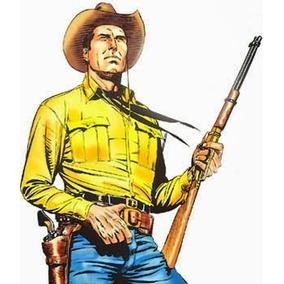 Gibi-quadrinhos- Tex -mercadores Da Morte-2 Vol.-raro+brinde