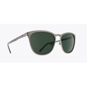 Lentes Spy Optic  cliffside matte Gunmetal happy Grey Green! 78156b14556a