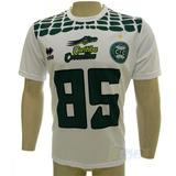 Camisa Coritiba Crocodiles Errea Futebol Usa Bco