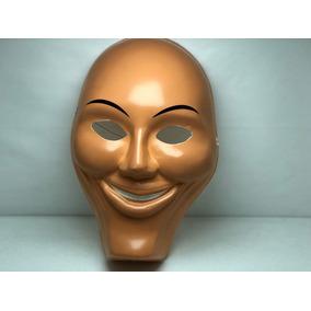 Mascara La Purga Halloween Plastica Cotillon Disfraz