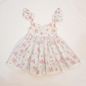 Vestido Vintage. Moda Para Niñas.
