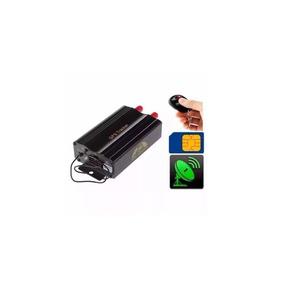 Rastreador Gps Bloqueia Veicular Tk-103 Tracker
